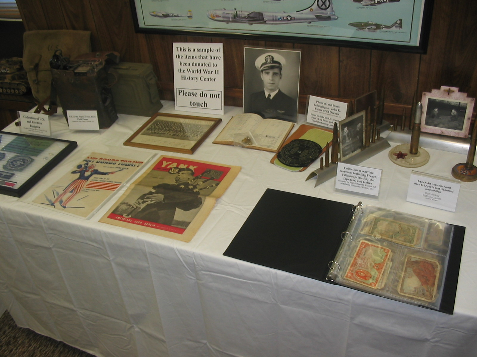 WWII History Center Collections