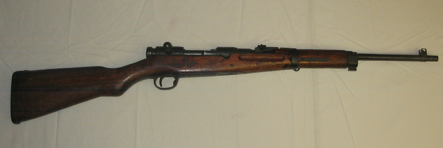 Japanese Type 38 6.5mm Carbine