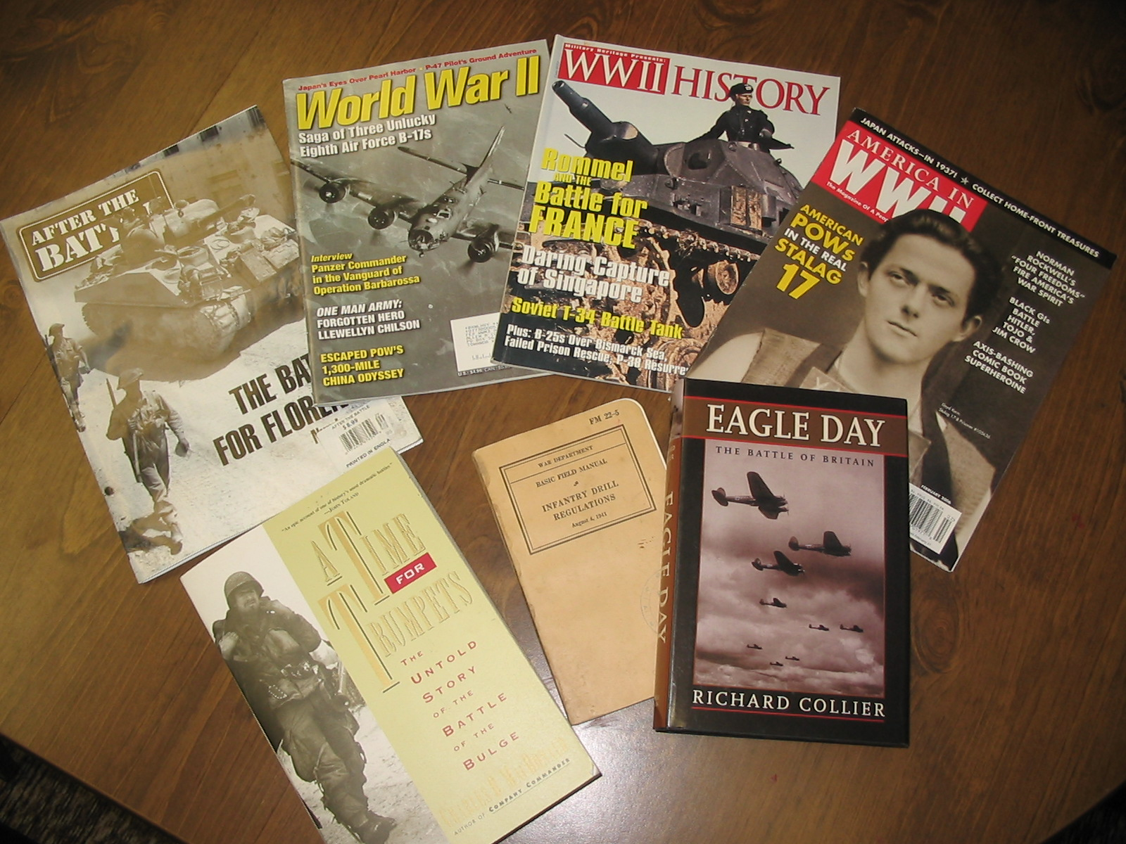 Library Selection