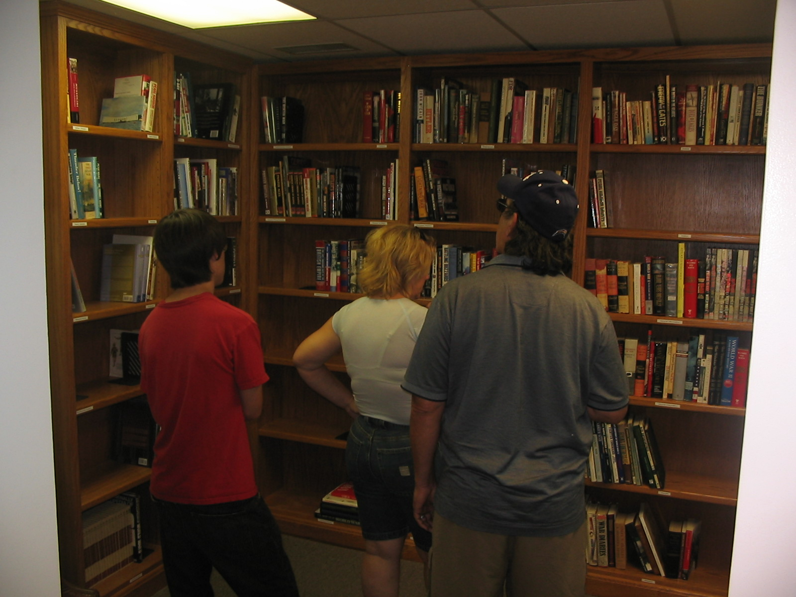 WWII History Center Research Library